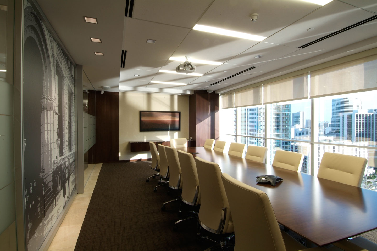 photo of the us trust conference room