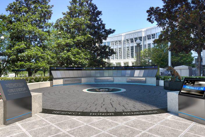 Fraternal Order of Police Memorial