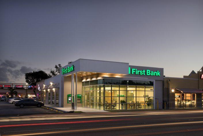 First Bank – Kendall