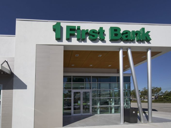 First Bank - Kendall