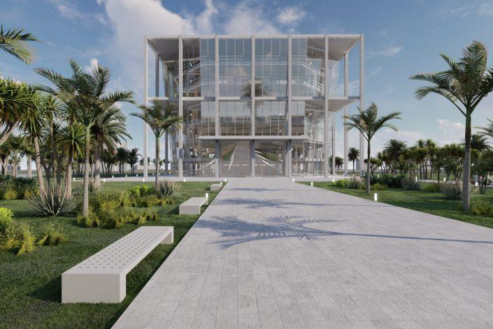Headquarter Building